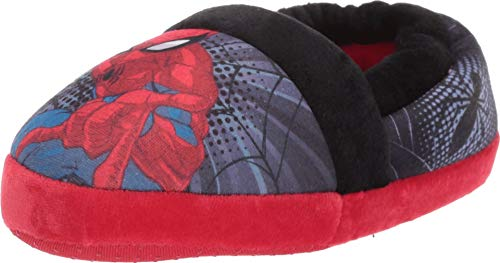 Favorite Characters Boy's Spiderman A-Line Slipper