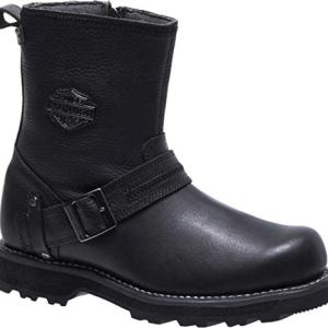 HARLEY-DAVIDSON Men's Richton Fashion Boot, Black