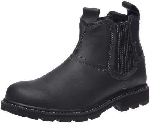 SKECHERS Men's Blaine - Orsen Black Boot