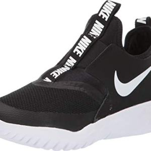 Nike Kids Flex Runner GS Black White
