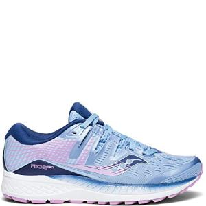 Saucony Ride ISO Blue/Navy/Purple