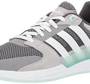 adidas Women's Running Shoe, Grey/White/ice Mint