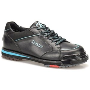 Dexter Women's SST 8 Pro Bowling Shoes, Black/Turquoise