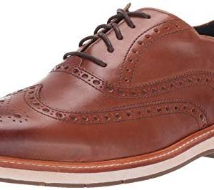 Cole Haan Men's Morris Wing OX Oxford, British Tan