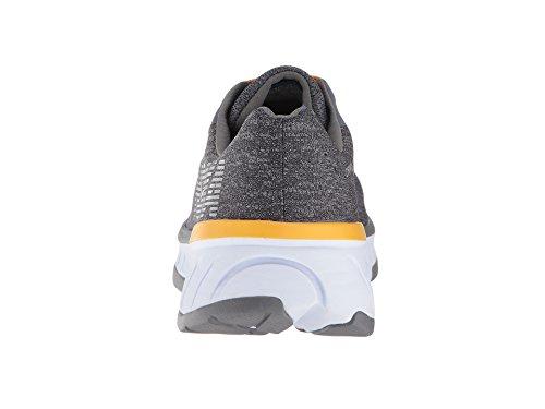 HOKA ONE ONE Men's Cavu Running Shoe Alloy/Nine Iron HOKA ONE ONE Men's Cavu Running Shoe Alloy/Nine Iron Size 11 D US.