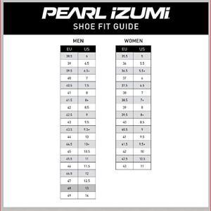 PEARL IZUMI Men's X-ALP Summit Cycling Shoe