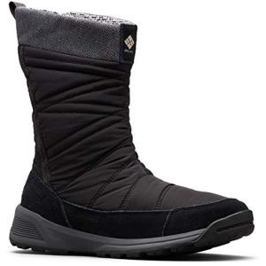 Columbia Women's Meadows Slip-ON Omni-Heat 3D Mid Calf Boot