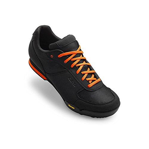 Giro Rumble Shoes Black/Glowing Red