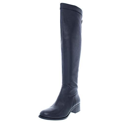 MICHAEL Michael Kors Womens Finn Over-The-Knee Boots Black