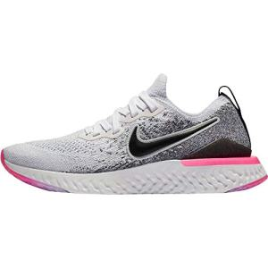 Nike Epic React Flyknit 2 Women's Running Shoe White/Black-Hyper