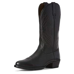 ARIAT Men's Uptown Ultra Western Boot Black Carbon