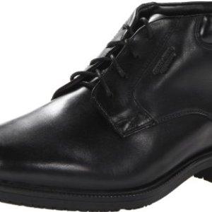 Rockport Men's Essential Details Waterproof Dress Chukka Boot
