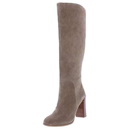 Kenneth Cole New York Womens Justin Suede Dress Boots Tan