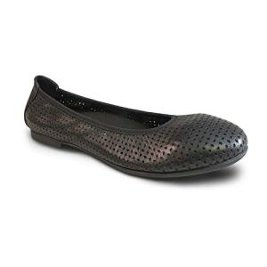 Revere Paris - Women's Ballet Flat Black