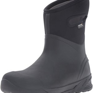 Bogs Men's Bozeman Mid Waterproof Insulated Rain Boot