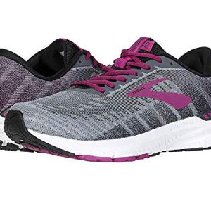 Brooks Women's Ravenna Ebony/Black/Wild Aster