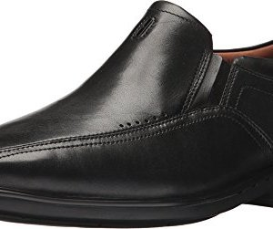 Unsheridan Go Slip-On Loafer, Black Leather