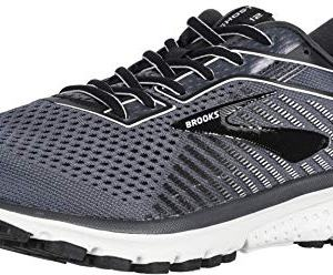 Brooks Men's Ghost 12 Black/Pearl/Oyster