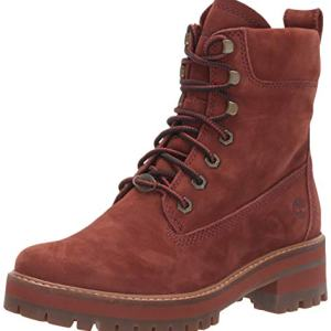 "Timberland Women's Courmayeur Valley 6"" Boot Fashion"