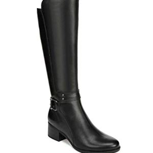 Naturalizer Womens Dane Leather Closed Toe Knee High