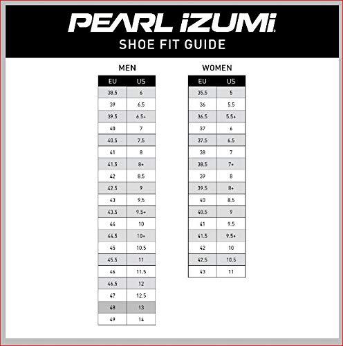 Pearl iZUMi Men's Tri Fly Select V6 Cycling Shoe; Black/Shadow Grey