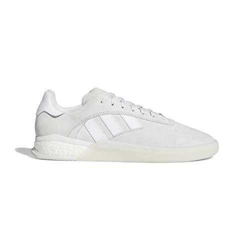 adidas 3ST.004 (Crystal White/White/Crystal White) Men's Skate