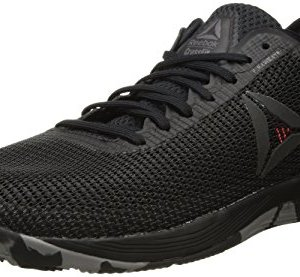 Reebok Men's CROSSFIT Nano 8.0, Black/Shark/Atomic Red