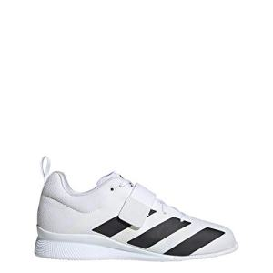 adidas Men's Adipower Weightlifting II Cross Trainer, Black/White