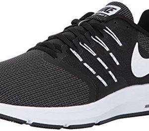 Nike Men's Swift Running Shoe, Black/White-Dark Grey