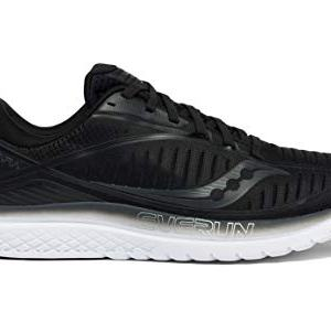 Saucony Men's Kinvara 10 Running Shoe, Black