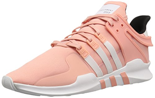 adidas Men's Eqt Support Adv Fashion Sneaker,trace pink/white/black