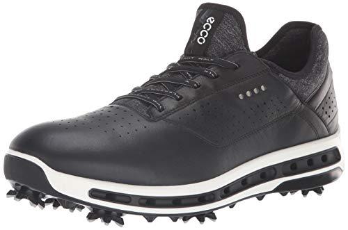 ECCO Men's Cool 18 Gore-tex Golf Shoe, Black