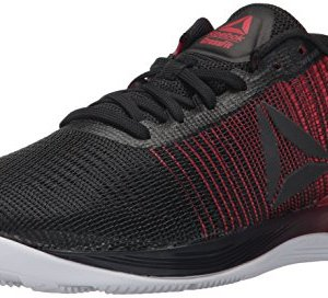 Reebok Men's CROSSFIT Nano 7.0 Cross-Trainer Shoe, Black/White/Primal Red