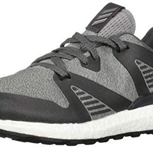 adidas Men's Crossknit 3.0 Golf Shoe, Grey Three/Grey Five/core Black