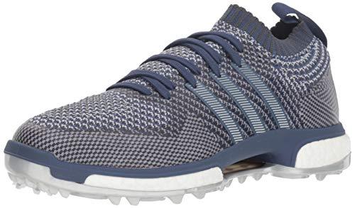 adidas Men's Tour Knit Golf Shoe Noble Indigo/Clear Bold Onix