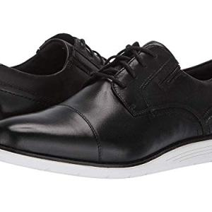 Rockport Total Motion Sport Dress Cap Toe Black/White