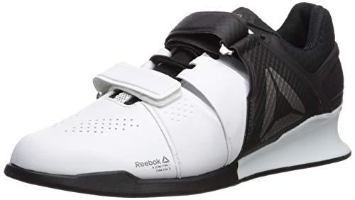 Reebok Men's Legacylifter Cross Trainer,white/black/pewter