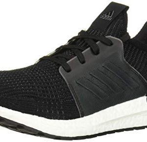 adidas Men's Ultraboost Running Shoe, Black/Black/White