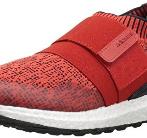 adidas Men's Crossknit 2.0 Golf Shoe, hi-res red Carbon/FTWR White