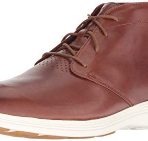 Cole Haan Men's Grand Tour Chukka Woodbury/Ivory Boot