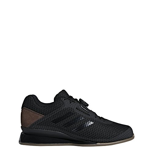 adidas Men's Leistung.16 II Cross Trainer, Black/Black/Carbon