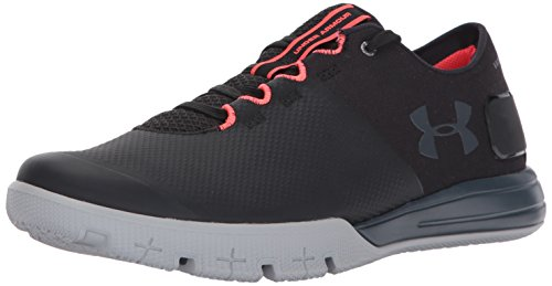 Under Armour Men's Charged Ultimate 2.0 Sneaker, Black