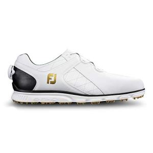 FootJoy Men's Pro/SL Boa-Previous Season Style Golf Shoes White