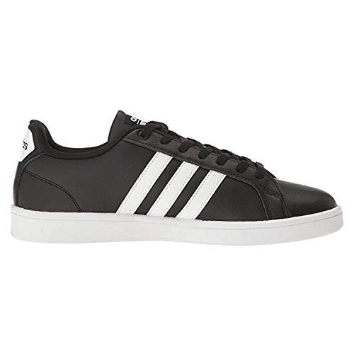 adidas Men's Shoes | Cloudfoam Advantage Sneakers, Black/White/White