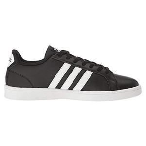 adidas Men's Shoes | Cloudfoam Advantage Sneakers, Black/White/White