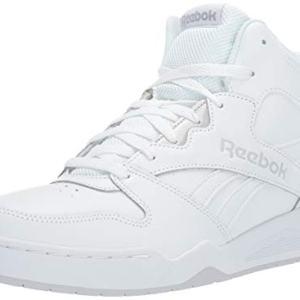 Reebok Men's Royal XW Walking Shoe, White/Light Solid Grey
