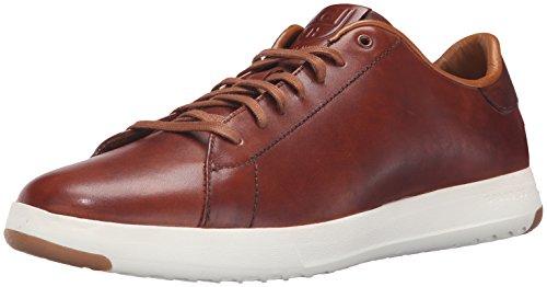 Cole Haan Men's Grandpro Tennis Fashion Sneaker, Woodbury Handstain