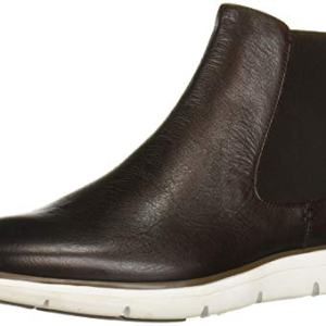 Kenneth Cole New York Men's Dover Chelsea Hybrid Boot, Brown