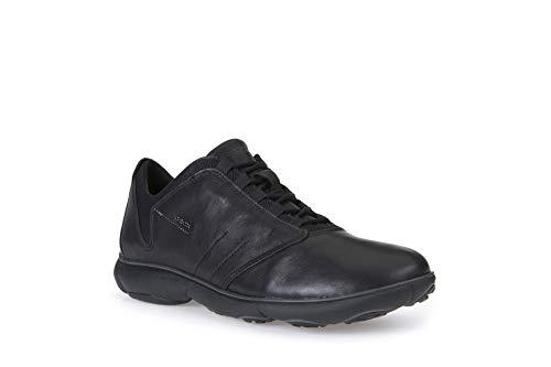 Geox Men's Mnebula11 Walking Shoe, Black