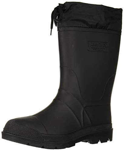 Kamik Men's Hunter Snow Boot, Black